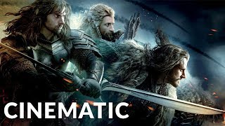 Epic Cinematic | Two Steps From Hell - Victory | The Hobbit Final Battle | EpicMusicVN