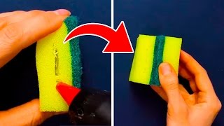 7 CHEAP AND SIMPLE CLEANING LIFE HACKS