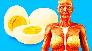 10 ASTONISHING FACTS ABOUT YOUR BODY