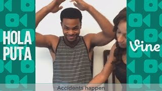 IF YOU LAUGH YOU LOSE - Funny Vines Compilation with KingBach Part 1 | Hola Puta